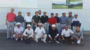 ゴルフ同好会のイメージ